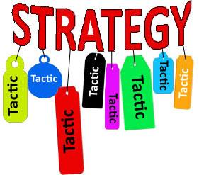 استراتژی و تاکتیک