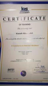 E Commerce IQS